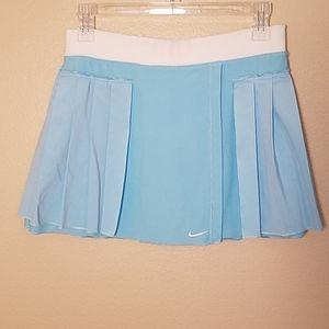 Nike pleated tennis golf skort  skirt